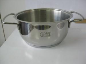 Гравировка металлической посуды