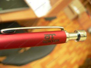 Ручки с нанесением гравировкой