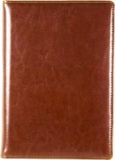 Ежедневник Malaga коричневый