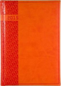 Ежедневник Vivella оранжевый