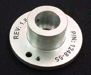 Лазерная промышленная маркировка