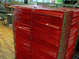 пакеты с печатью