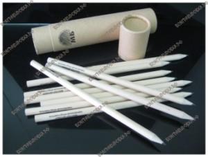 Тампопечать на карандашах