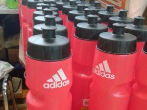 Тампопечать на пластиковых бутылках